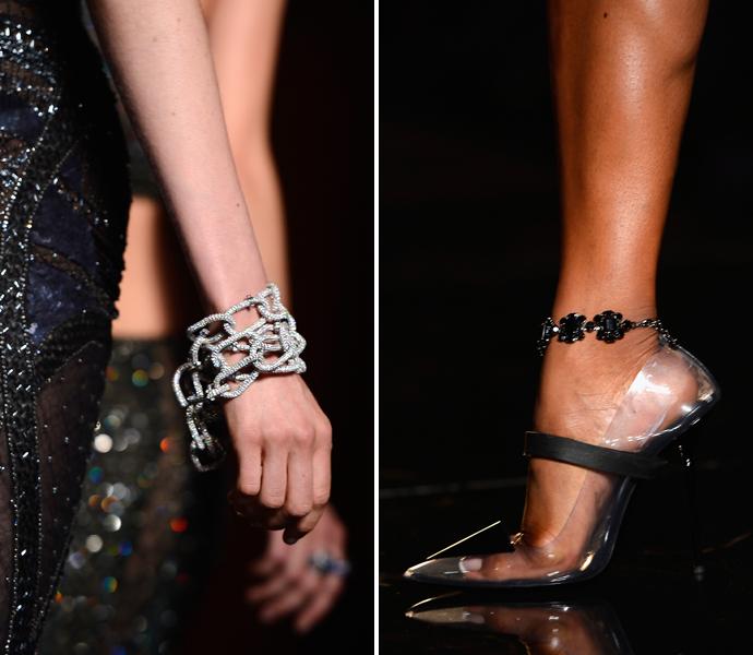Неделя высокой моды в Париже: Aterlier Versace FW 13/14 - фото №13