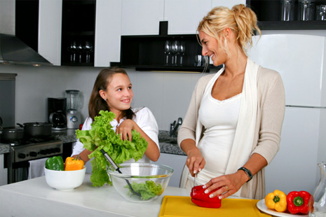 Развивающие игры для детей на кухне - фото №4