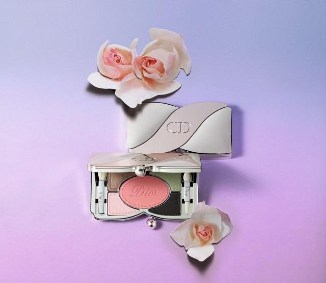 Весенняя коллекция макияжа Dior Trianon Spring 2014 Makeup Collection - фото №1