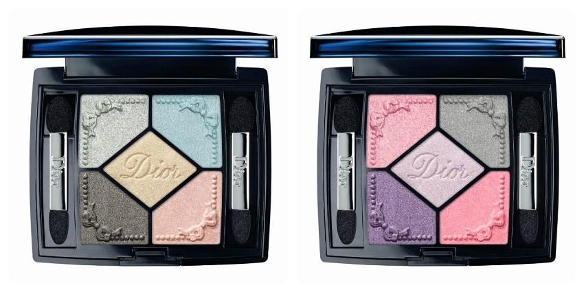 Весенняя коллекция макияжа Dior Trianon Spring 2014 Makeup Collection - фото №2