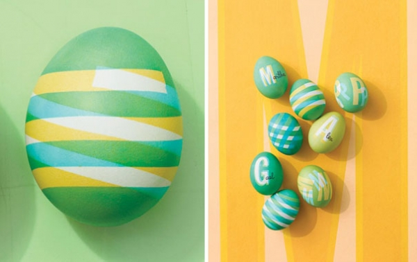 Как красиво красить яйца на Пасху: лучшие идеи - фото №14