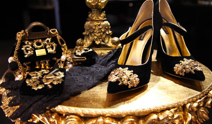 Рождественские аксессуары от Dolce&Gabbana - фото №4
