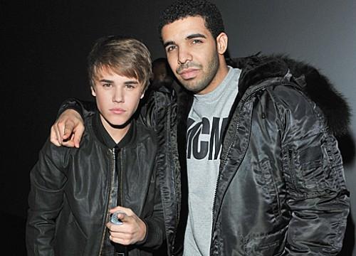 Бибер и Дрейк