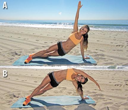 Фитнес на пляже: топ 10 упражнений - фото №3