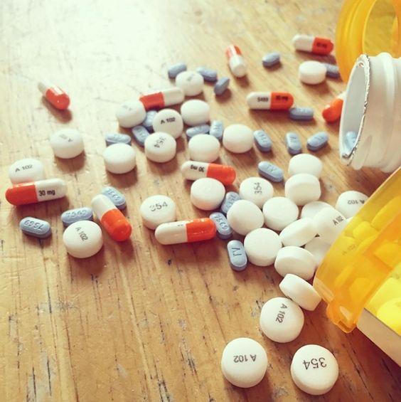 Антидепрессанты повышают уровень серотонина