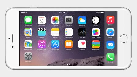Корпорация Apple представила iPhone 6 и умные часы - фото №3