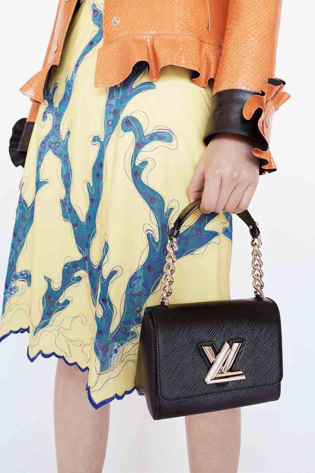 Круизная коллекция Louis Vuitton resort 2015 - фото №17