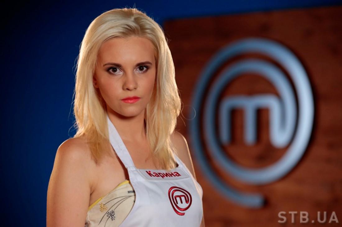 Мастер шеф 5 сезон 9 выпуск: Карина Ильченко покинула шоу в девятом выпуске