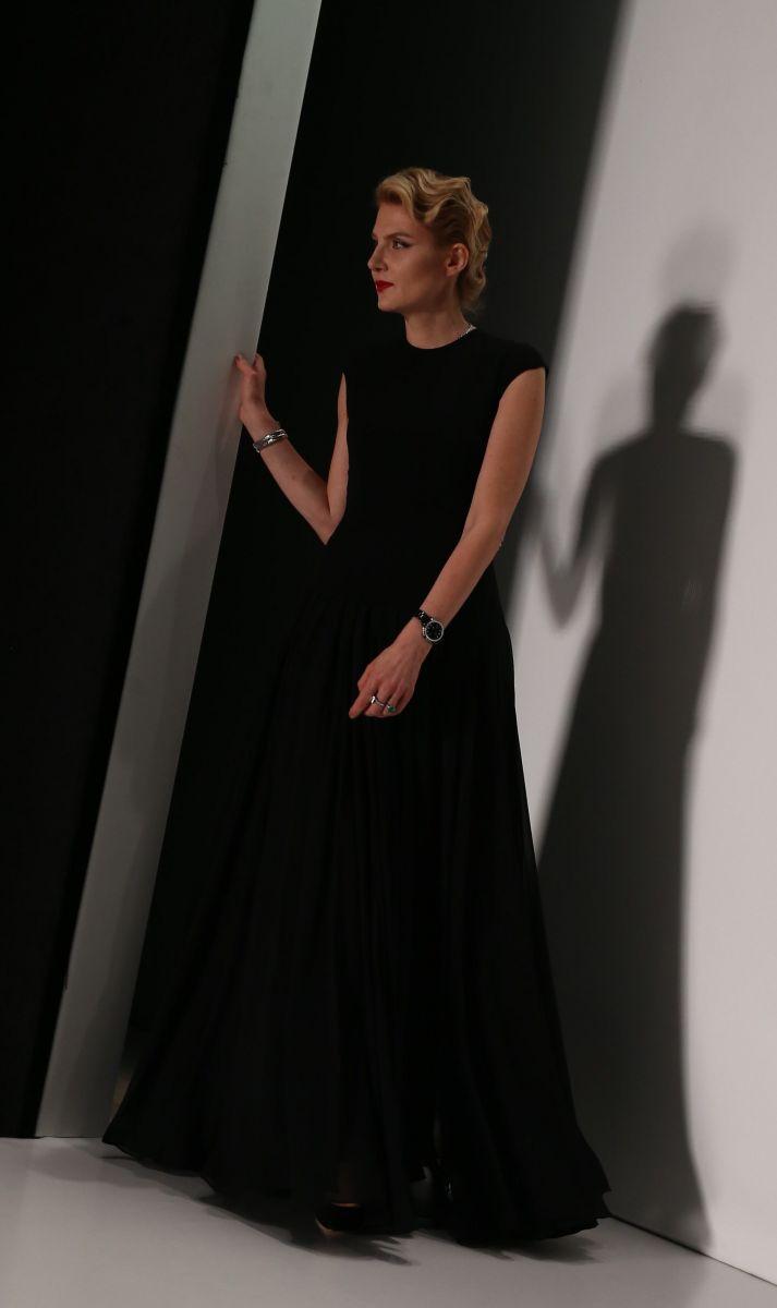 Рената Литвинова представила коллекцию в стиле ретро - фото №1