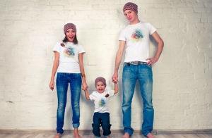 Family look как способ сплотить семью - фото №5