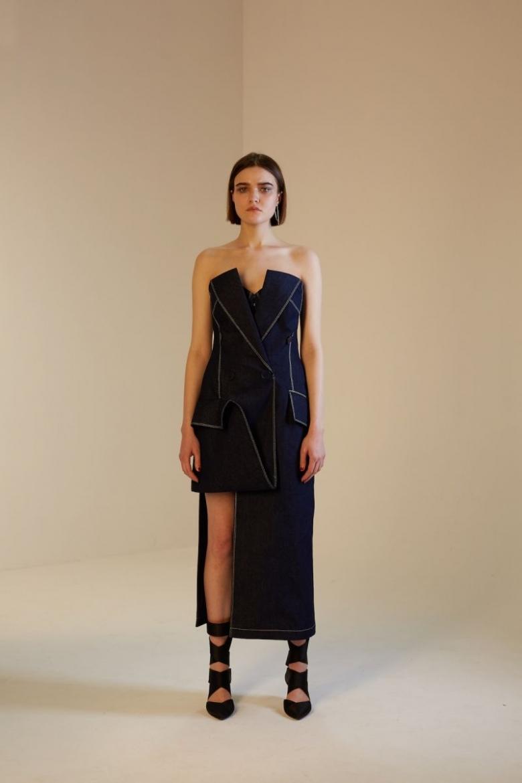 Вдохновение дня: Ферги надела платье украинского дизайнера ELENAREVA
