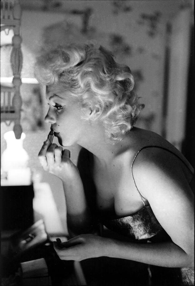 Какой косметикой пользовалась Мэрилин Монро - фото №3