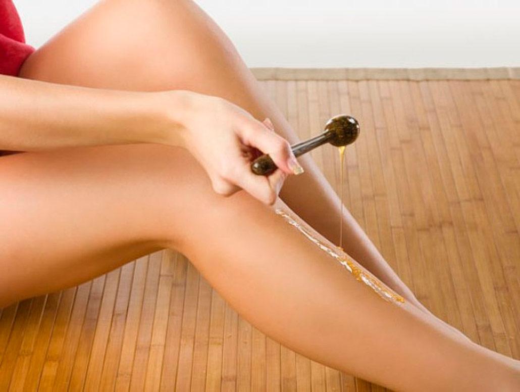Различные методы эпиляции дома: воск, крем, шугаринг, сахарная эпиляция