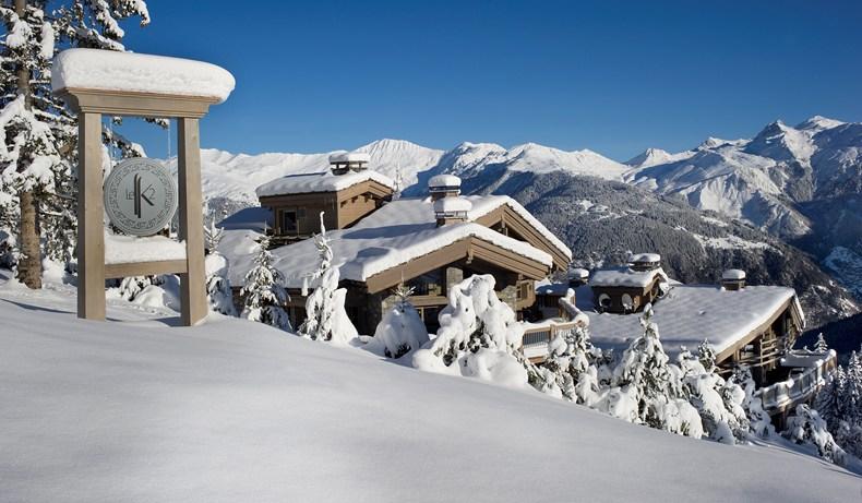Лучшие отели мира: Hotel Le K2, Куршевель, Франция - фото №1