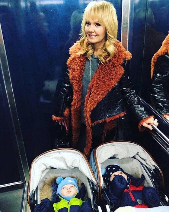 Анна Шульгина рассказала о том, что Валерия снова стала мамой - фото №1