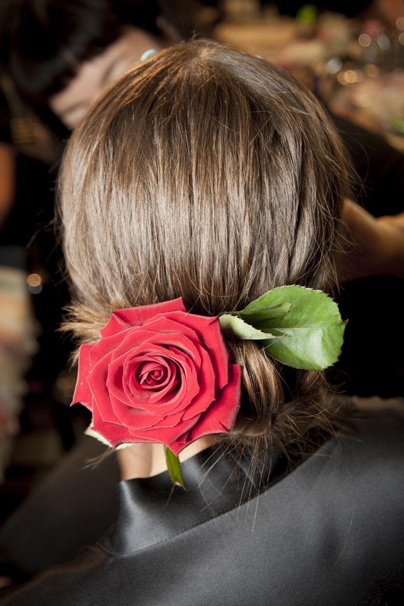 Красота с подиума: показ Dolce&Gabbana - фото №3