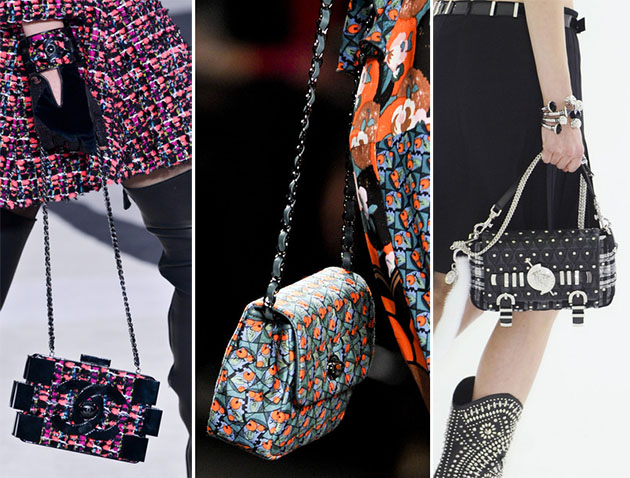 Модные сумки сезона осень-зима 2013-2014 - фото №17