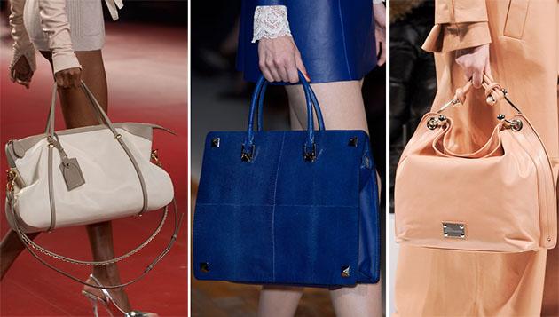 Модные сумки сезона осень-зима 2013-2014 - фото №24