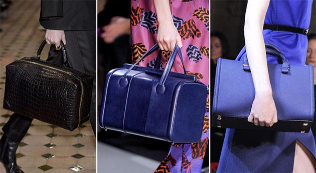 Модные сумки сезона осень-зима 2013-2014 - фото №20