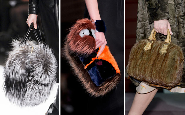 Модные сумки сезона осень-зима 2013-2014 - фото №4