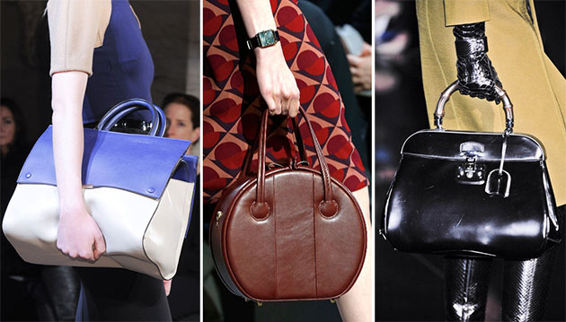 Модные сумки сезона осень-зима 2013-2014 - фото №6