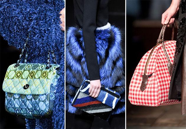 Модные сумки сезона осень-зима 2013-2014 - фото №10