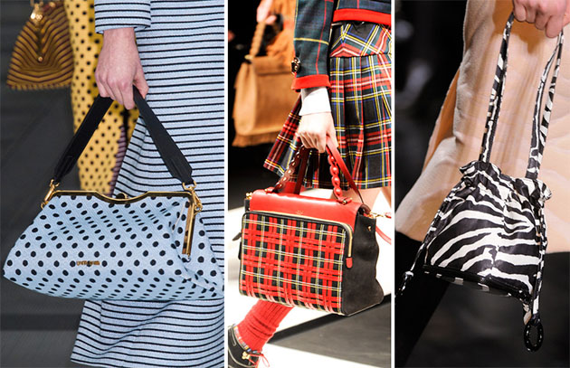 Модные сумки сезона осень-зима 2013-2014 - фото №11