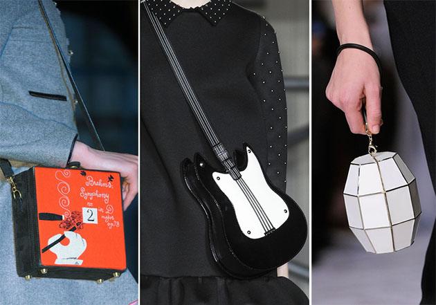 Модные сумки сезона осень-зима 2013-2014 - фото №16