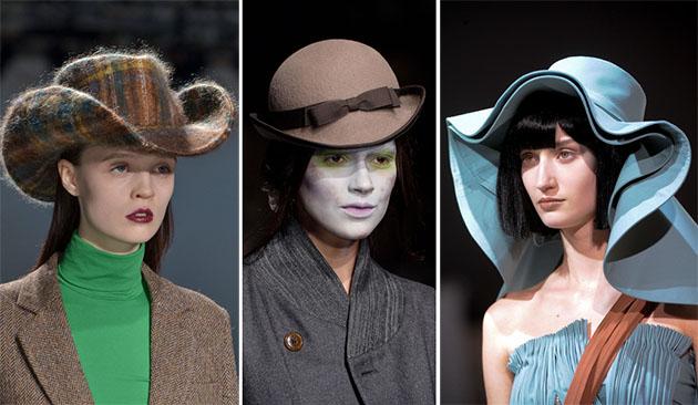 Модные шапки сезона осень-зима 2013-2014 - фото №15