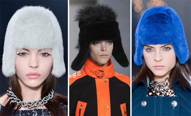 Модные шапки сезона осень-зима 2013-2014 - фото №2