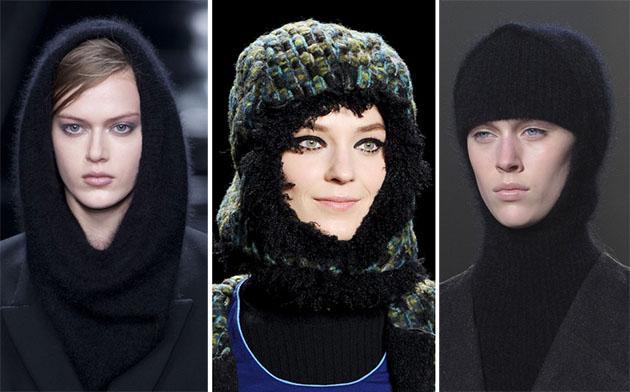 Модные шапки сезона осень-зима 2013-2014 - фото №11