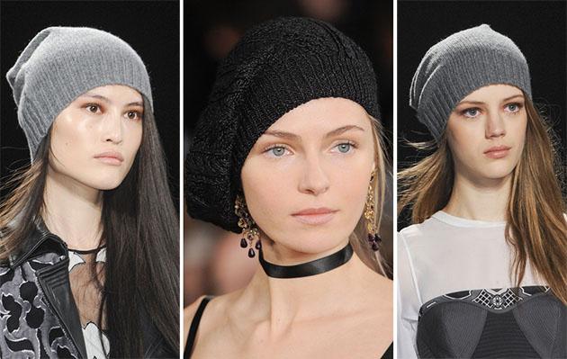 Модные шапки сезона осень-зима 2013-2014 - фото №3