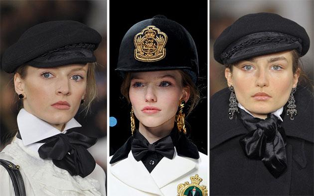 Модные шапки сезона осень-зима 2013-2014 - фото №6
