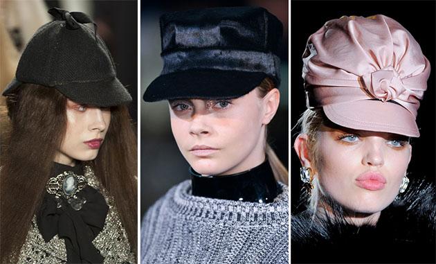 Модные шапки сезона осень-зима 2013-2014 - фото №7