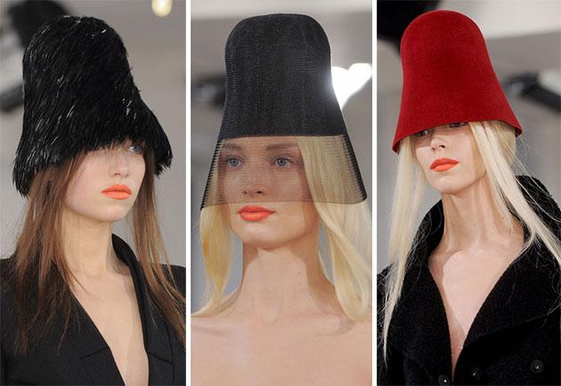 Модные шапки сезона осень-зима 2013-2014 - фото №16