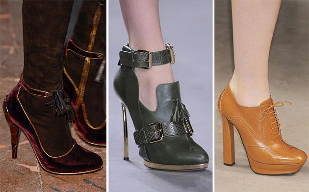 Модная обувь сезона осень-зима 2013-2014 - фото №3