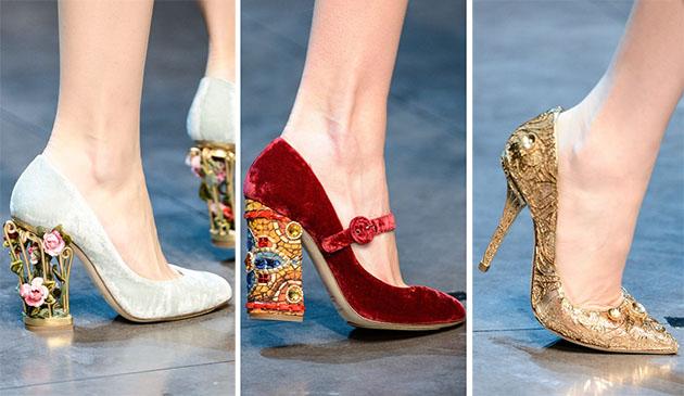 Модная обувь сезона осень-зима 2013-2014 - фото №11