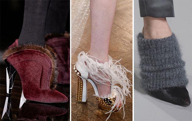 Модная обувь сезона осень-зима 2013-2014 - фото №18