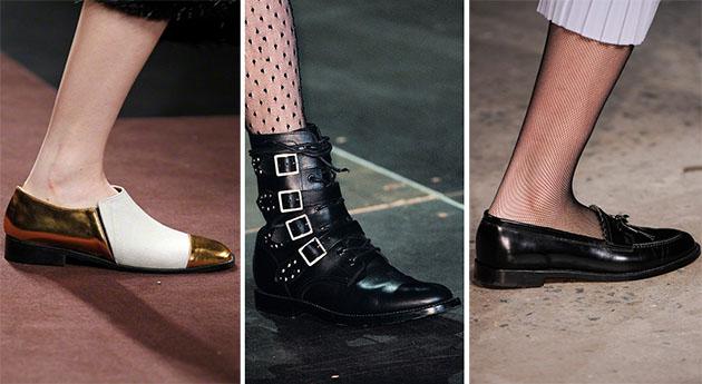 Модная обувь сезона осень-зима 2013-2014 - фото №21