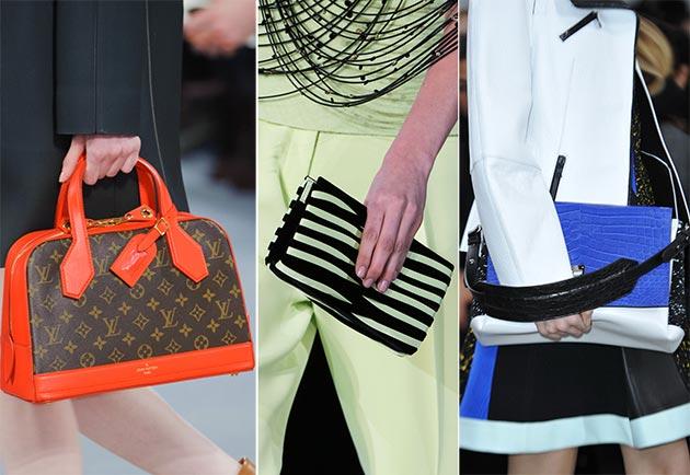 Модные сумки осени 2014: что, где, почем - фото №13