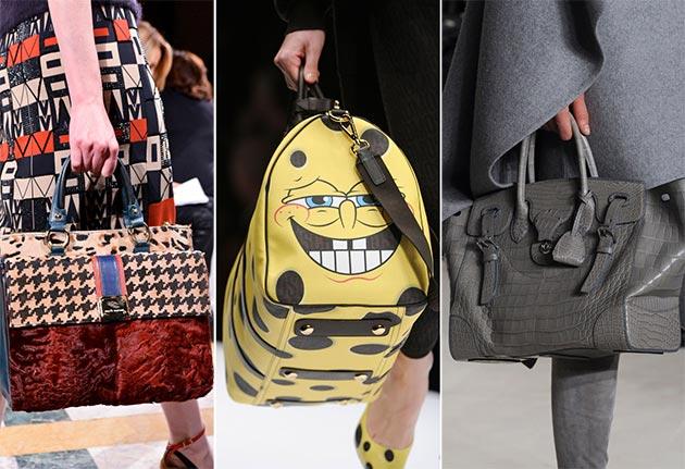 Модные сумки осени 2014: что, где, почем - фото №2
