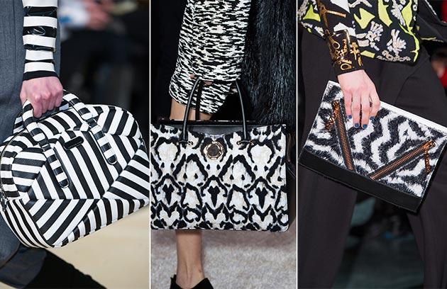 Модные сумки осени 2014: что, где, почем - фото №12