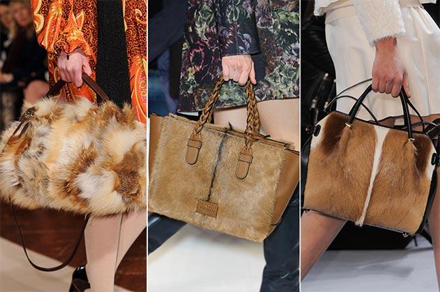 Модные сумки осени 2014: что, где, почем - фото №18