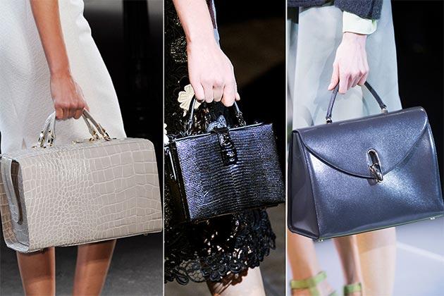 Модные сумки осени 2014: что, где, почем - фото №10