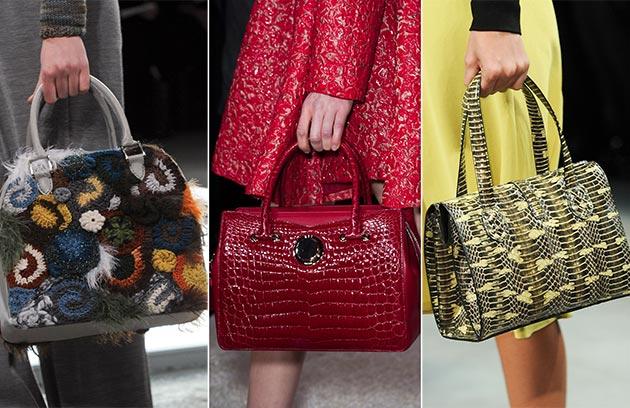 Модные сумки осени 2014: что, где, почем - фото №3