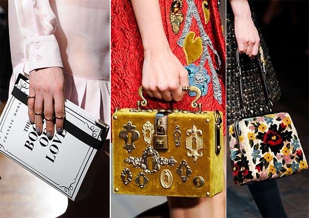 Модные сумки осени 2014: что, где, почем - фото №21