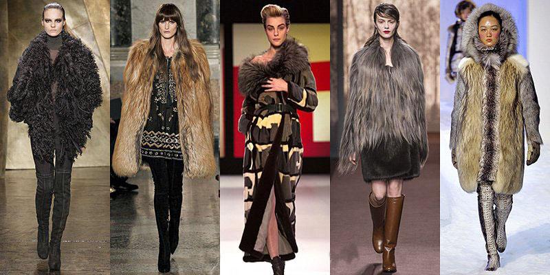 Модные шубы сезона зима 2013-2014: что, где, почем - фото №6