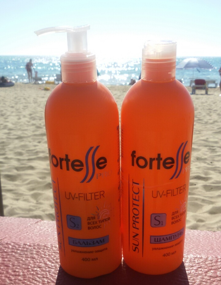 sun protection fortesse