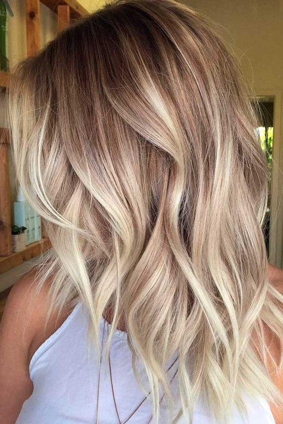 Окрашивание волос шатуш или эффект выгоревших прядей: идеальный вариант для лета - фото №4