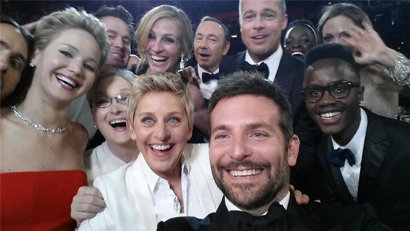 Прямая трансляция церемонии Оскар 2014 - фото №22